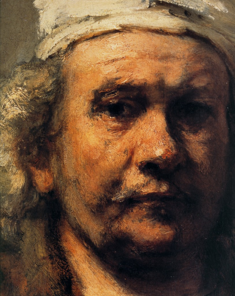 1663-Rembrandt-Autoportrait-Self-portrait-dt-dt-Londres-Kenwood-House-The-Iveagh-Bequest