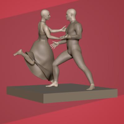 The Dance part 1